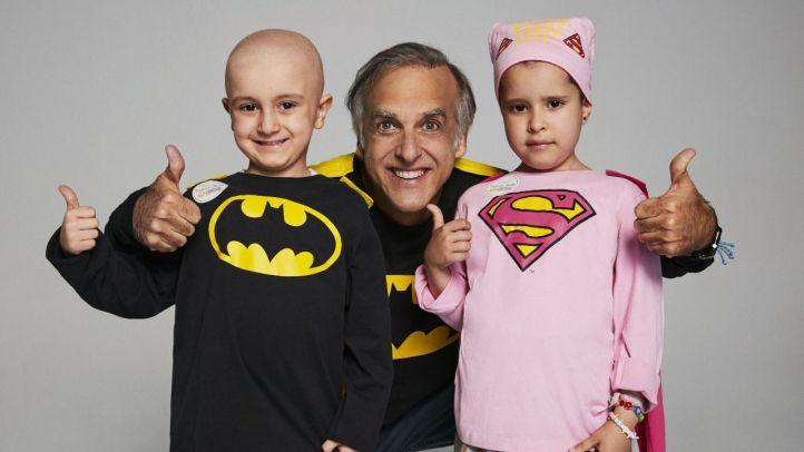El Corte Inglés colabora con la Fundación Aladina con una colección de ropa infantil de Superhéroes