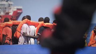 Tras la crisis del Open Arms llega la del Ocean Viking con 356 rescatados a bordo