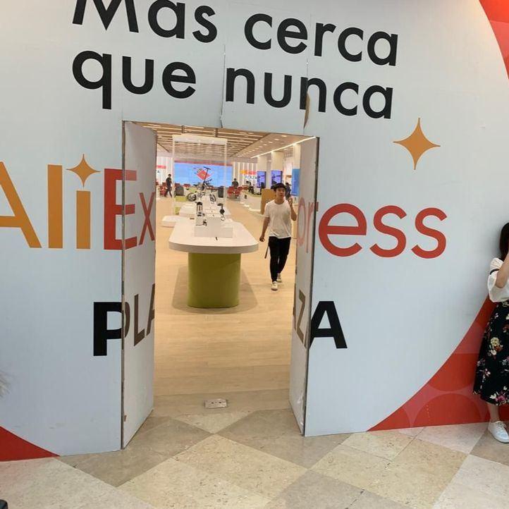 Así es la primera tienda de AliExpress en España (y Europa)