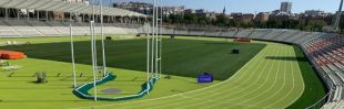 Los atletas regresan a Vallehermoso: así es el estadio que renace tras 12 años cerrado