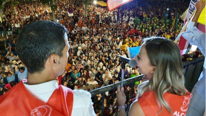 La karateca Lidia Rodríguez, encargada de dar el pregón de Ferias 2019.