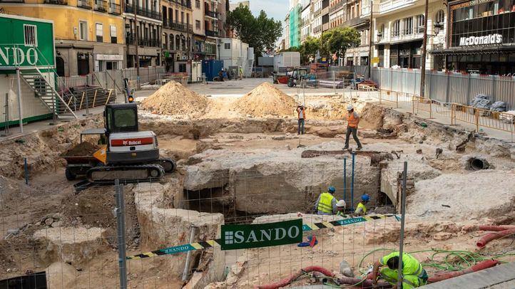Garrido tampoco pone fecha a la reapertura de Gran Vía