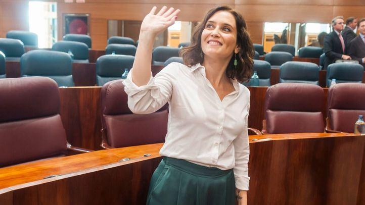 Díaz Ayuso: