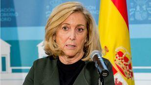 Dancausa, la delegada del Gobierno que prohibió las esteladas