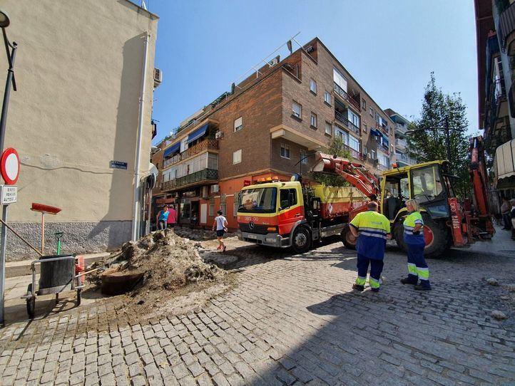 Arganda del Rey pedirá la declaración de zona catastrófica tras los daños de la tormenta
