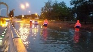 Madrid fue una de las comunidades más afectadas por las tormentas del lunes. El Consorcio de Compensación de Seguros estima que los daños alcanzarán los 9 millones de euros.