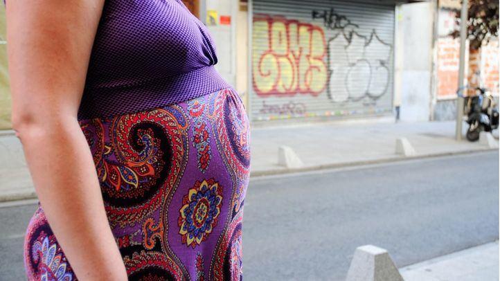 Primer aborto en Madrid de una mujer embarazada