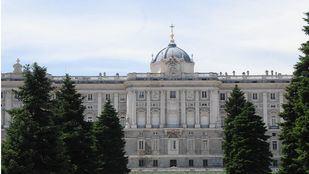 Palacio de Oriente, construido bajo la orden de Felipe V.