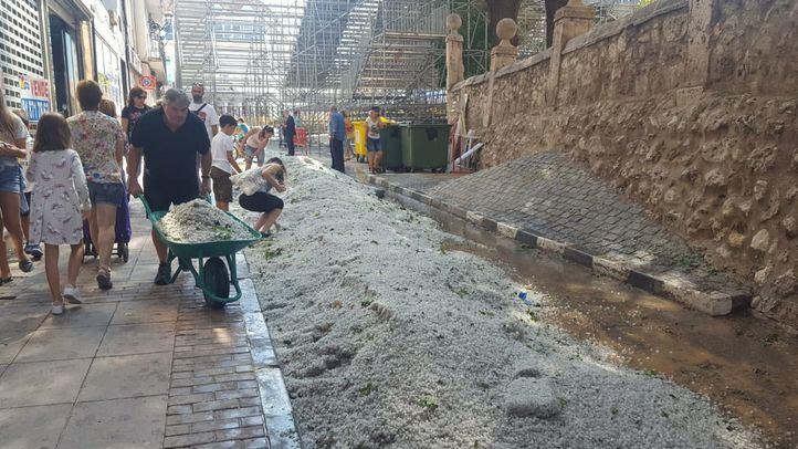 La Oficina de Atención a afectados por la tormenta de Arganda seguirá abierta tras recibir 450 reclamaciones