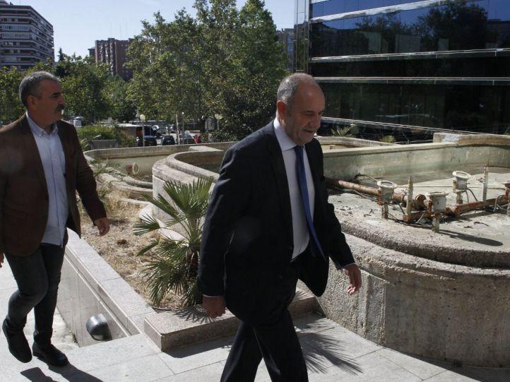 La Comunidad ficha al jefe de Seguridad del Madrid Arena