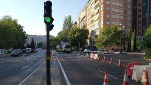 Cortes de calles y túneles: las obras que continuarán tras el verano
