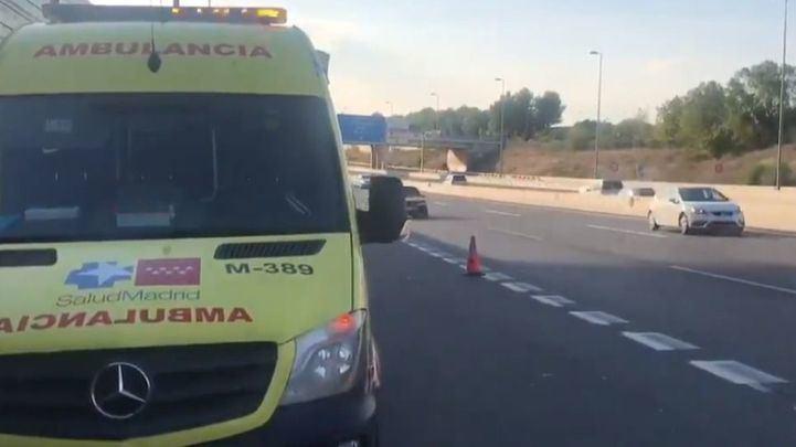 Fallece atropellado en Alcalá de Henares cuando intentaba cruzar la A-2