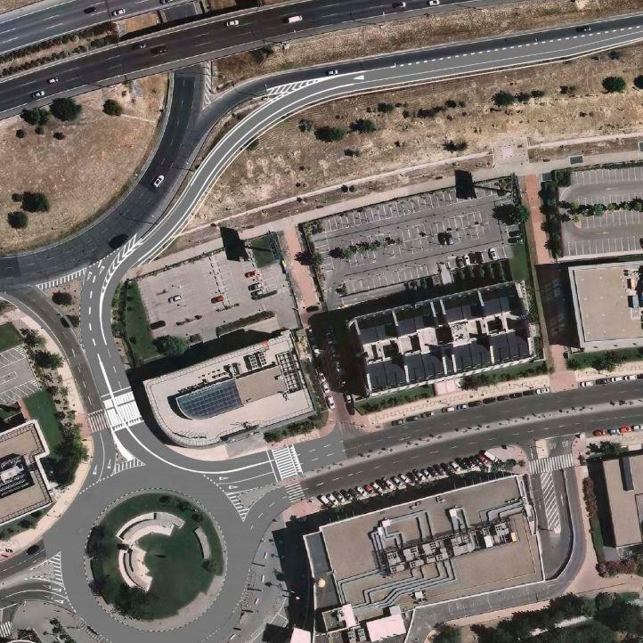 Alcobendas creará un acceso directo a la A-1 desde la Avenida de Bruselas