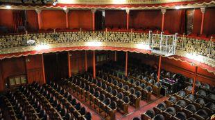 Abre sus puertas el Teatro Lara, la Bombonera de Don Cándido