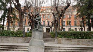 El Palacio de Buenavista es uno de los Palacios que se puede visitar.
