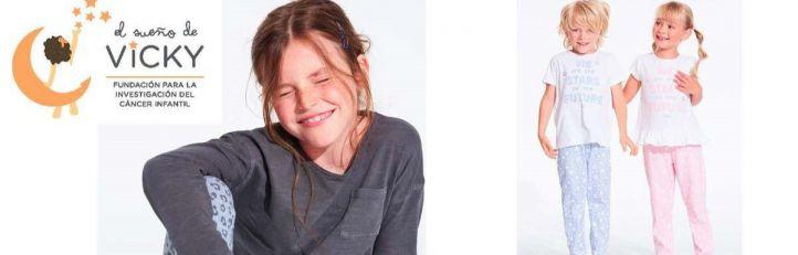Lucha contra el cáncer infantil: El Corte Inglés dona más de 18.000 euros a la Fundación El Sueño de Vicky