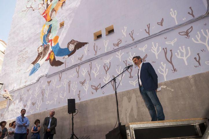 Pepe Aniorte, delegado del Área de Familias, Igualdad y Bienestar Social. Foto de archivo.