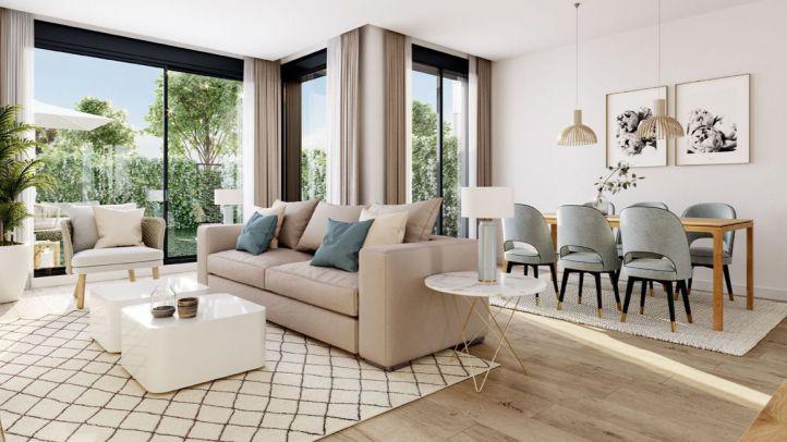 AEDAS Homes comienza la construcción de viviendas industrializadas en Madrid capital