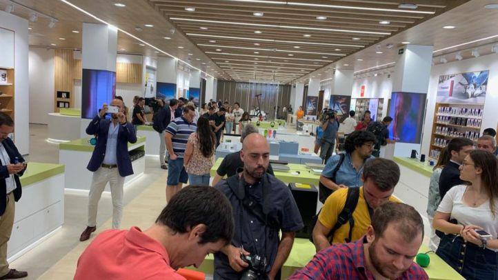 Abre la primera tienda física de AliExpress Plaza en España