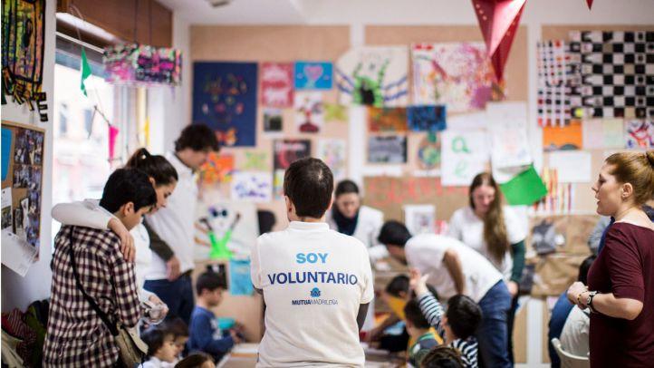 VIII Convocatoria Ayudas a Proyectos Sociales de la Mutua Madrileña.