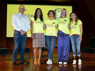 'Yo no renuncio': la carrera que lucha por la conciliación