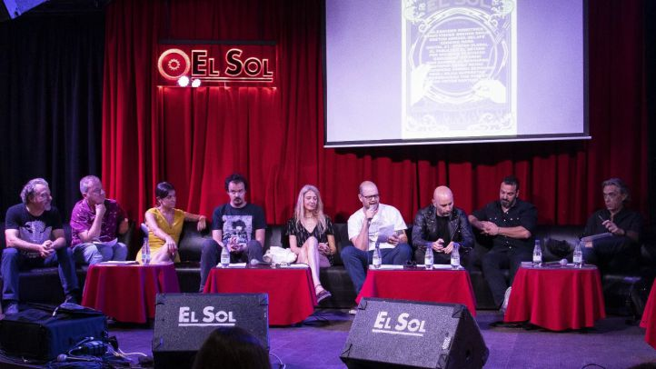 Presentación de la programación por el 40 aniversario de la sala El Sol.