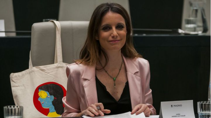 Andrea Levy, primera política en activo que participará en Pasapalabra