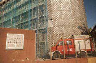 El Museo de Bomberos, aún sin fecha de reapertura