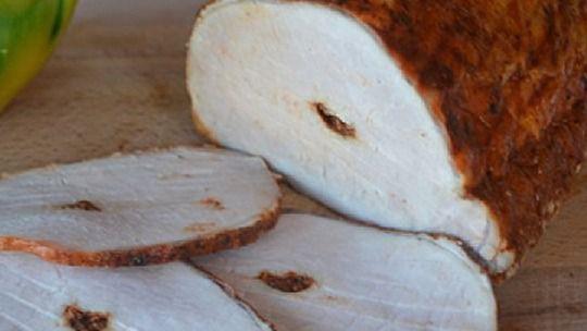 Varios kilos de carne mechada del nuevo caso de listeriosis, vendida en Madrid