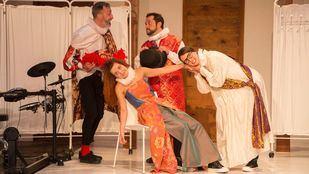 El amor médico, una comedia no representada de Tirso