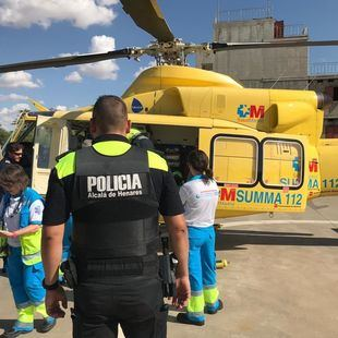 En estado grave un hombre apuñalado en Alcalá de Henares