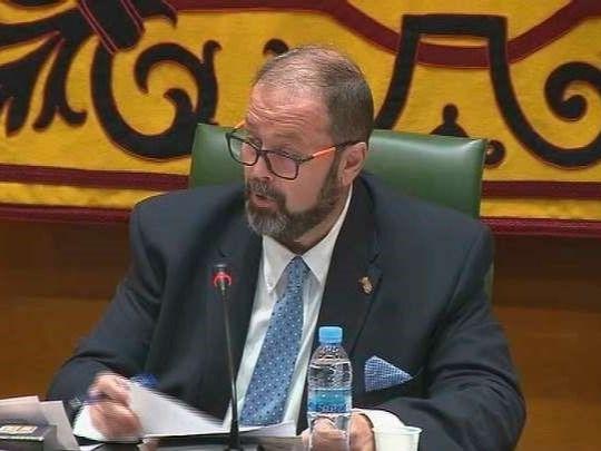 Un juez estima un recurso interpuesto contra el exalcalde de Arroyomolinos por ocultar información