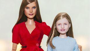 Se presenta en la convención internacional Madrid Fashion Doll Show la muñeca de la Princesa Leonor