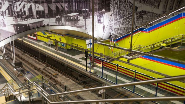 Primeras gestiones para abrir el Metro las 24 horas los 'findes'