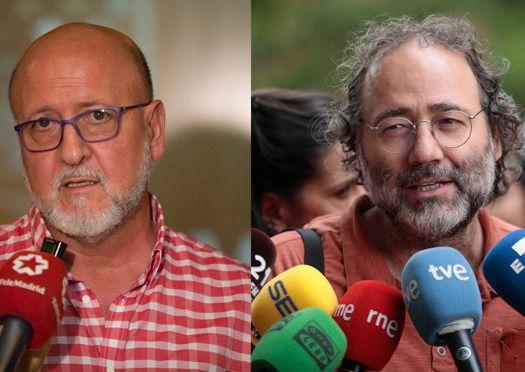 Luis Miguel López Reillo y Enrique Villalobos, cara a cara en Onda Madrid