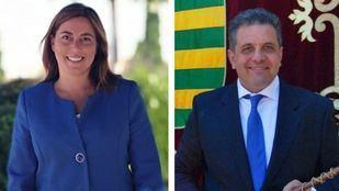 La alcaldesa de Arroyomolinos y el regidor de Parla, en Com.Permiso.