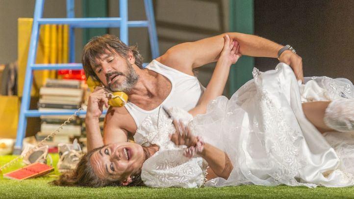 'La fuerza del cariño' se representa en el teatro Infanta Isabel.