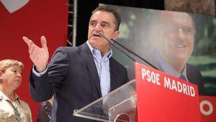 José Manuel Frnaco, secretario general del PSOE-M.