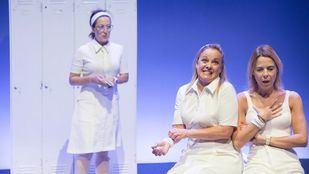 Cuidados intensivos: tres hermanas