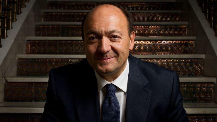 Constantino Mediavilla, presidente editor de Madridiario.