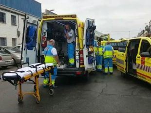 Muere un trabajador de 31 años en Humanes tras caer desde una cubierta