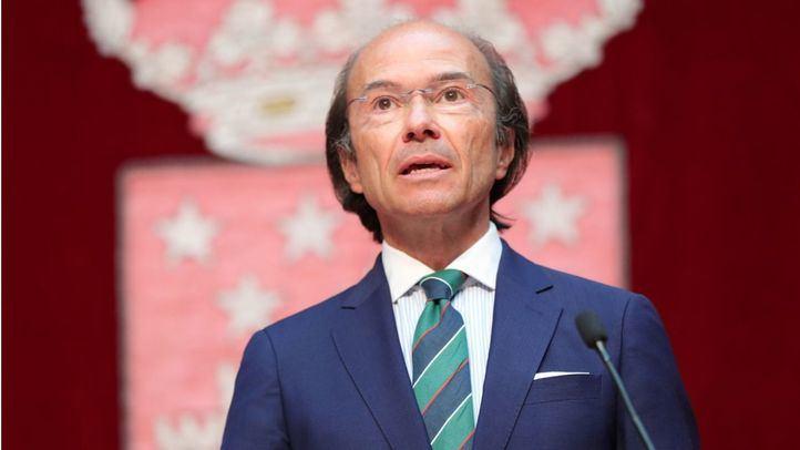 El economista Eduardo Sicilia, nuevo consejero de Ciencia, Universidades e Innovación de la Comunidad de Madrid.