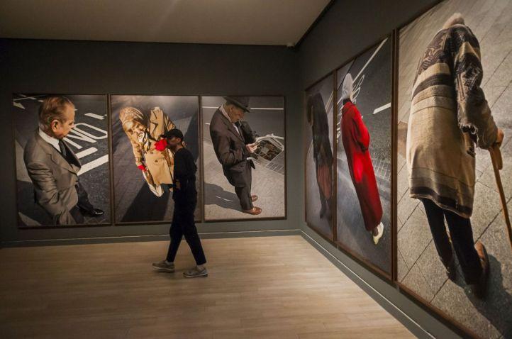 La fotografía de Eamonn Doyle, en la Fundación Mapfre
