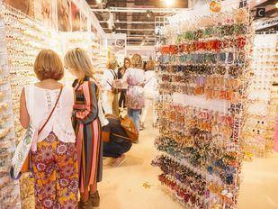 El sector de la bisutería reina en la Feria de Madrid con Bisutex