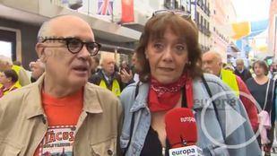 La Marea Blanca tiñe un domingo más las calles de Madrid a favor de la sanidad pública