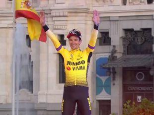El ganador de La Vuelta a España 2019, Primoz Roglic