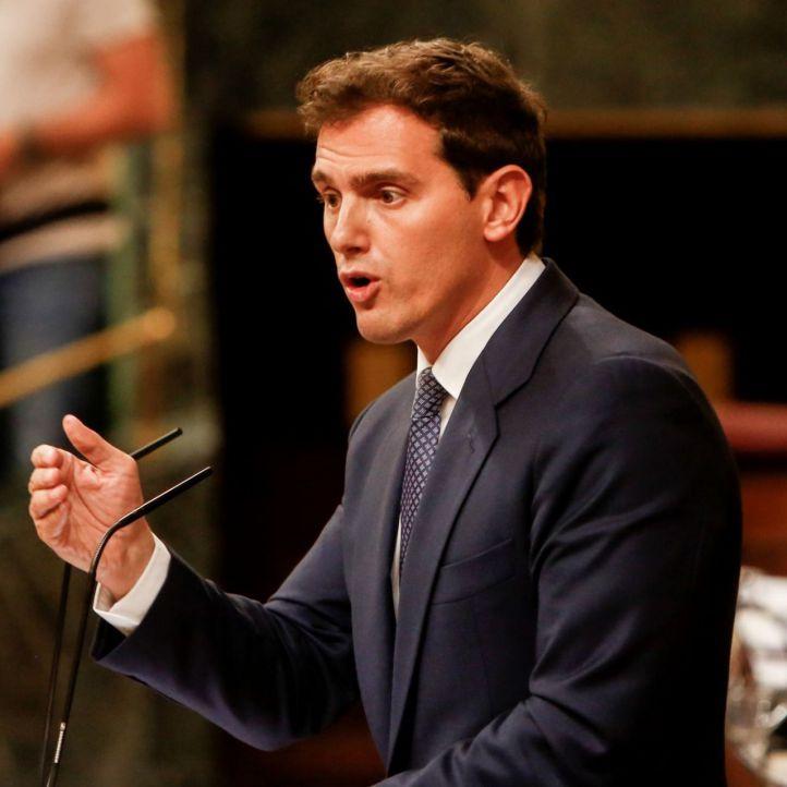 Rivera abre ya la puerta a la abstención a Sánchez a cambio de tres condiciones