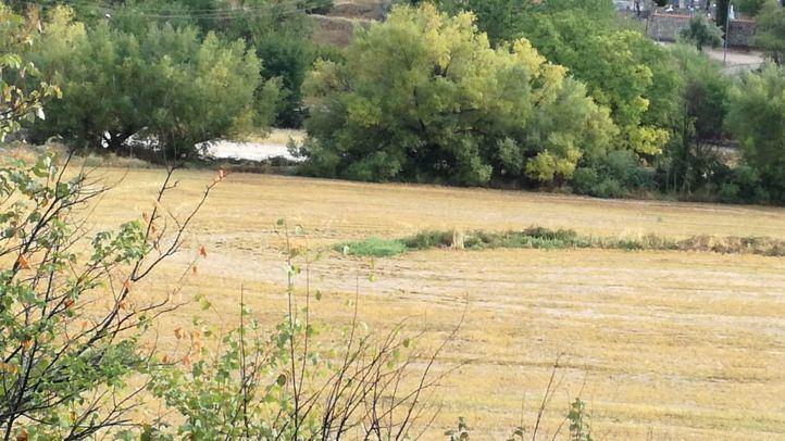 Inundación en Villar del Olmo por la DANA