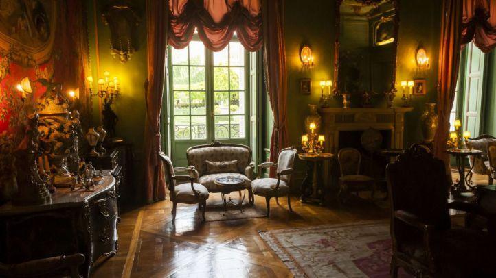 Los secretos del Palacio de Liria, reabiertos al público