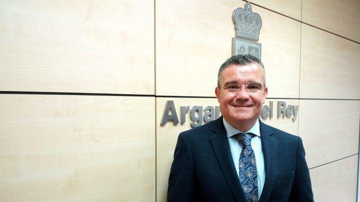Guillermo Hita, alcalde de Arganda del Rey.